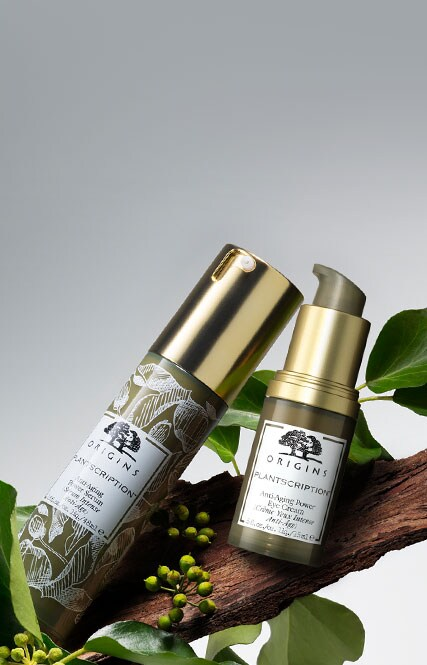 Planscription™ Eye Cream format courant GRATUITE (valeur de 61 $) à l'achat de notre Plantscription™ Power Serum à succès! Code : EYE