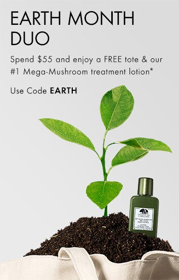 Happy Earth Month! Spend $55 and get a FREE tote & our #1 Mega-Mushroom treatment lotion. Code: EARTH